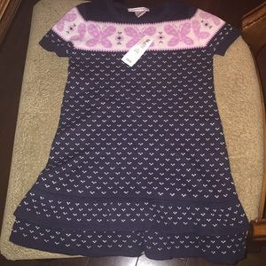 Old navy girls sweater dress size 3t NWT